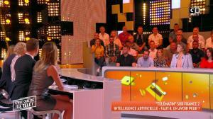 Caroline Ithurbide dans c'est Que de la Télé - 14/09/18 - 06
