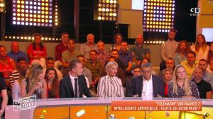 Caroline Ithurbide dans c'est Que de la Télé - 14/09/18 - 07