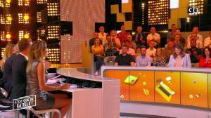Caroline Ithurbide dans c'est Que de la Télé - 14/09/18 - 09