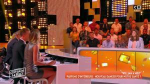 Caroline Ithurbide dans c'est Que de la Télé - 14/09/18 - 11