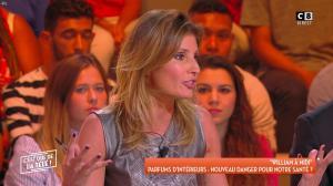 Caroline Ithurbide dans c'est Que de la Télé - 14/09/18 - 12