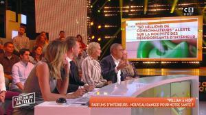 Caroline Ithurbide dans c'est Que de la Télé - 14/09/18 - 15