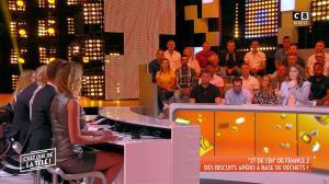 Caroline Ithurbide dans c'est Que de la Télé - 14/09/18 - 17
