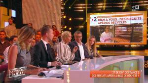Caroline Ithurbide dans c'est Que de la Télé - 14/09/18 - 19