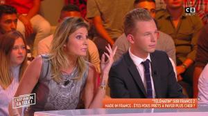 Caroline Ithurbide dans c'est Que de la Télé - 14/09/18 - 20