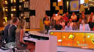 Caroline Ithurbide dans c'est Que de la Télé - 14/09/18 - 22