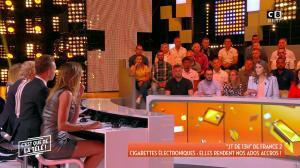 Caroline Ithurbide dans c'est Que de la Télé - 14/09/18 - 23
