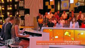 Caroline Ithurbide dans c'est Que de la Télé - 14/09/18 - 26