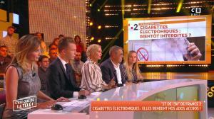 Caroline Ithurbide dans c'est Que de la Télé - 14/09/18 - 27