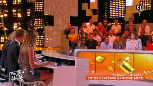 Caroline Ithurbide dans c'est Que de la Télé - 14/09/18 - 30