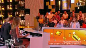 Caroline Ithurbide dans c'est Que de la Télé - 14/09/18 - 31