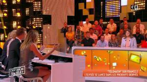 Caroline Ithurbide dans c'est Que de la Télé - 14/09/18 - 34