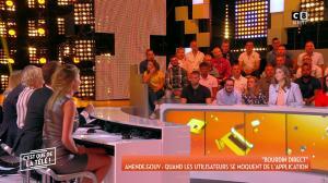 Caroline Ithurbide dans c'est Que de la Télé - 14/09/18 - 37