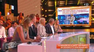 Caroline Ithurbide dans c'est Que de la Télé - 14/09/18 - 38