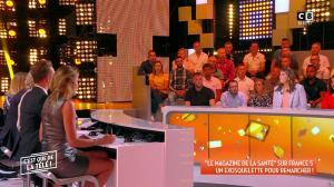 Caroline Ithurbide dans c'est Que de la Télé - 14/09/18 - 39