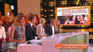 Caroline Ithurbide dans c'est Que de la Télé - 14/09/18 - 41