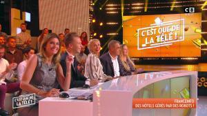 Caroline Ithurbide dans c'est Que de la Télé - 14/09/18 - 42