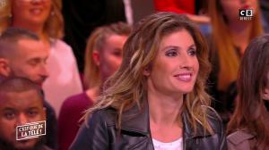 Caroline Ithurbide dans c'est Que de la Télé - 17/01/18 - 01