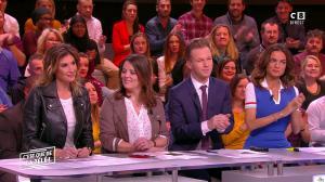 Caroline Ithurbide dans c'est Que de la Télé - 17/01/18 - 02