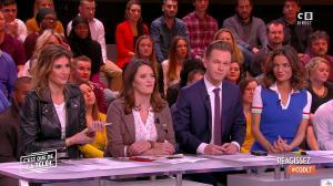 Caroline Ithurbide dans c'est Que de la Télé - 17/01/18 - 03