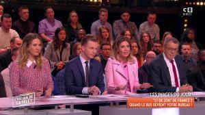 Caroline Ithurbide dans c'est Que de la Télé - 19/03/18 - 01