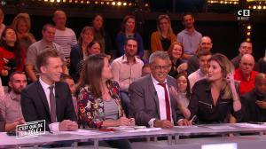 Caroline Ithurbide dans c'est Que de la Télé - 26/01/18 - 01