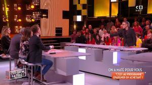 Caroline Ithurbide dans c'est Que de la Télé - 26/01/18 - 02