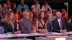 Caroline Ithurbide dans c'est Que de la Télé - 30/01/18 - 02