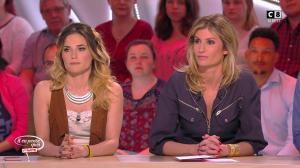Caroline Ithurbide dans Il en Pense Quoi Matthieu - 07/04/17 - 05