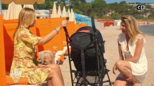 Caroline Ithurbide et Justine Fraioli dans le Grand Bêtisier de l'Ete - 13/06/17 - 07