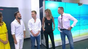 Caroline Ithurbide dans la Télé, même l'été - 03/07/17 - 04