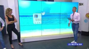 Caroline Ithurbide dans la Télé, même l'été - 03/07/17 - 05