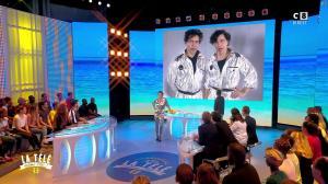 Caroline Ithurbide dans la Télé, même l'été - 10/07/17 - 02