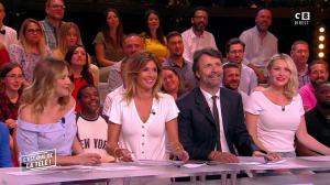 Caroline Ithurbide, Tatiana Delarue et Stéphanie Loire dans c'est Que de la Télé - 31/05/18 - 01