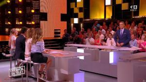 Caroline Ithurbide, Tatiana Delarue et Stéphanie Loire dans c'est Que de la Télé - 31/05/18 - 02