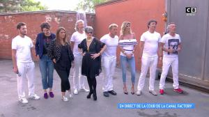 Caroline Ithurbide dans Touche pas à mon Poste - 01/06/17 - 01
