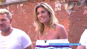 Caroline Ithurbide dans Touche pas à mon Poste - 01/06/17 - 04