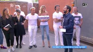 Caroline Ithurbide dans Touche pas à mon Poste - 01/06/17 - 05
