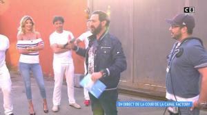 Caroline Ithurbide dans Touche pas à mon Poste - 01/06/17 - 06