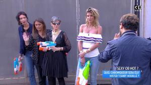 Caroline Ithurbide dans Touche pas à mon Poste - 01/06/17 - 08