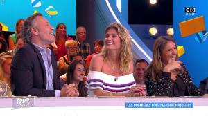 Caroline Ithurbide dans Touche pas à mon Poste - 01/06/17 - 10