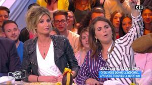 Caroline Ithurbide dans Touche pas à mon Poste - 13/04/17 - 08