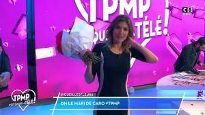Caroline Ithurbide dans Touche pas à mon Poste - 14/02/17 - 02