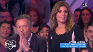 Caroline Ithurbide dans Touche pas à mon Poste - 14/02/17 - 04