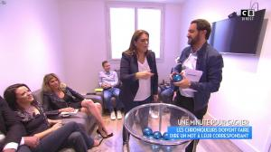 Caroline Ithurbide dans Touche pas à mon Poste - 19/05/17 - 02