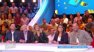 Caroline Ithurbide dans Touche pas à mon Poste - 19/05/17 - 03