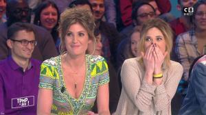 Caroline Ithurbide dans Touche pas à mon Poste - 24/01/17 - 03