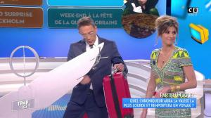 Caroline Ithurbide dans Touche pas à mon Poste - 24/01/17 - 05