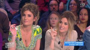 Caroline Ithurbide dans Touche pas à mon Poste - 24/01/17 - 06