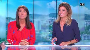 Caroline Ithurbide dans William à Midi - 06/09/18 - 02